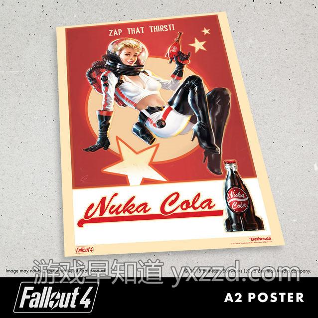 辐射4 fallout4预购海报
