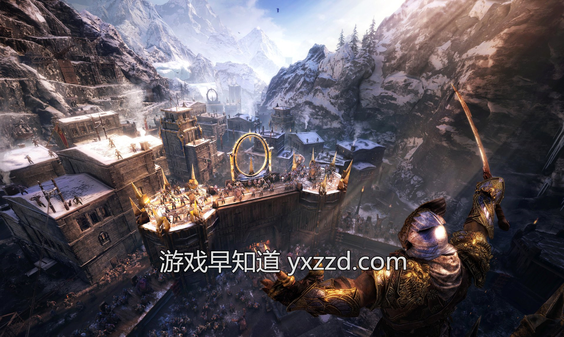 XboxOne中土世界暗影之战
