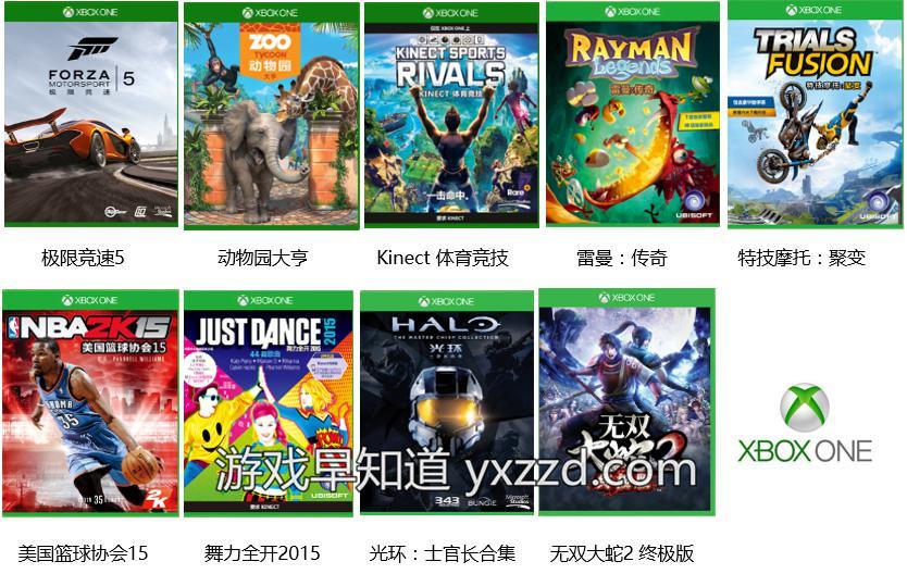 Xboxone国行二周年