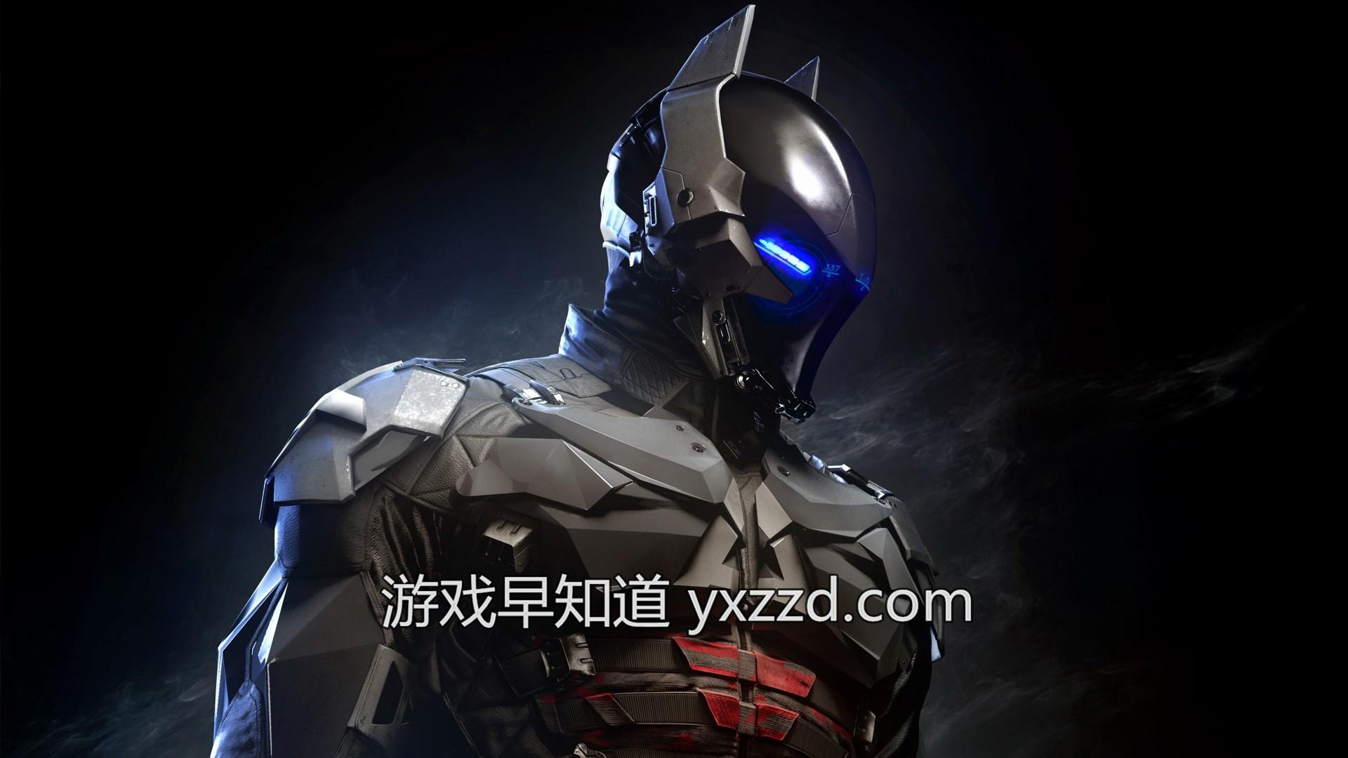蝙蝠侠阿甘骑士Batman Arkham Knight