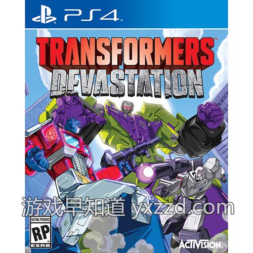 变形金刚:毁灭Transformers: Devastation