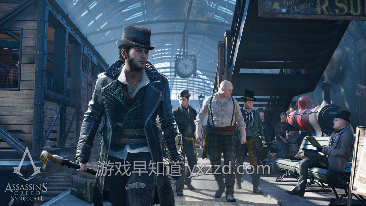 刺客信条枭雄 Assassin's Creed Syndicate