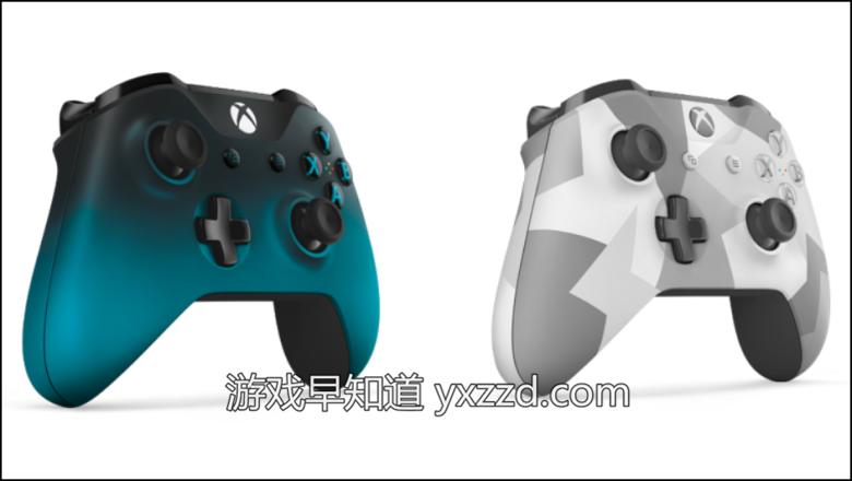 XboxOne新配色手柄