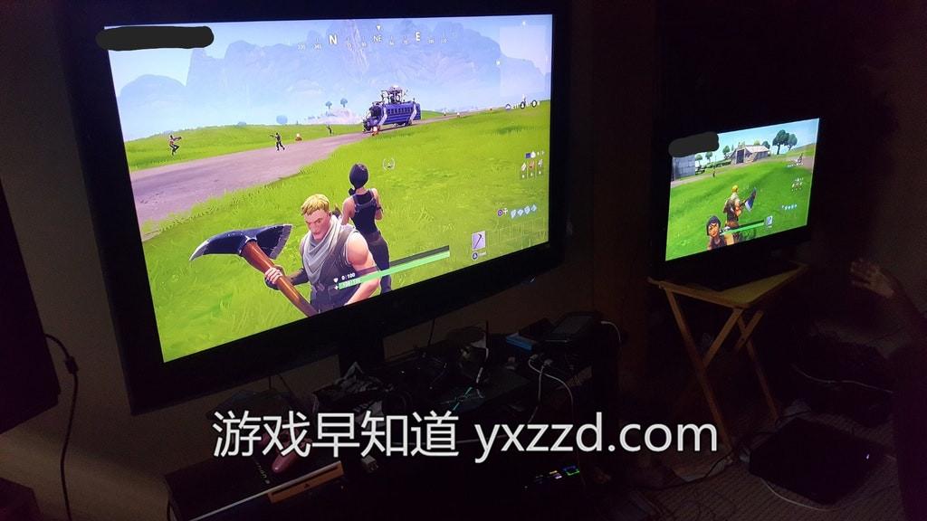 堡垒之夜XboxOne PS4联机