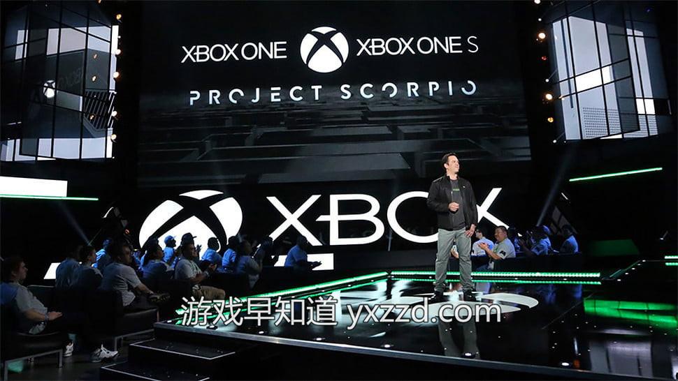 国行Xbox One X