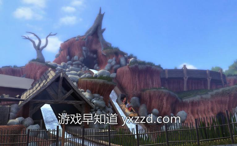 Xbox One迪士尼乐园大冒险