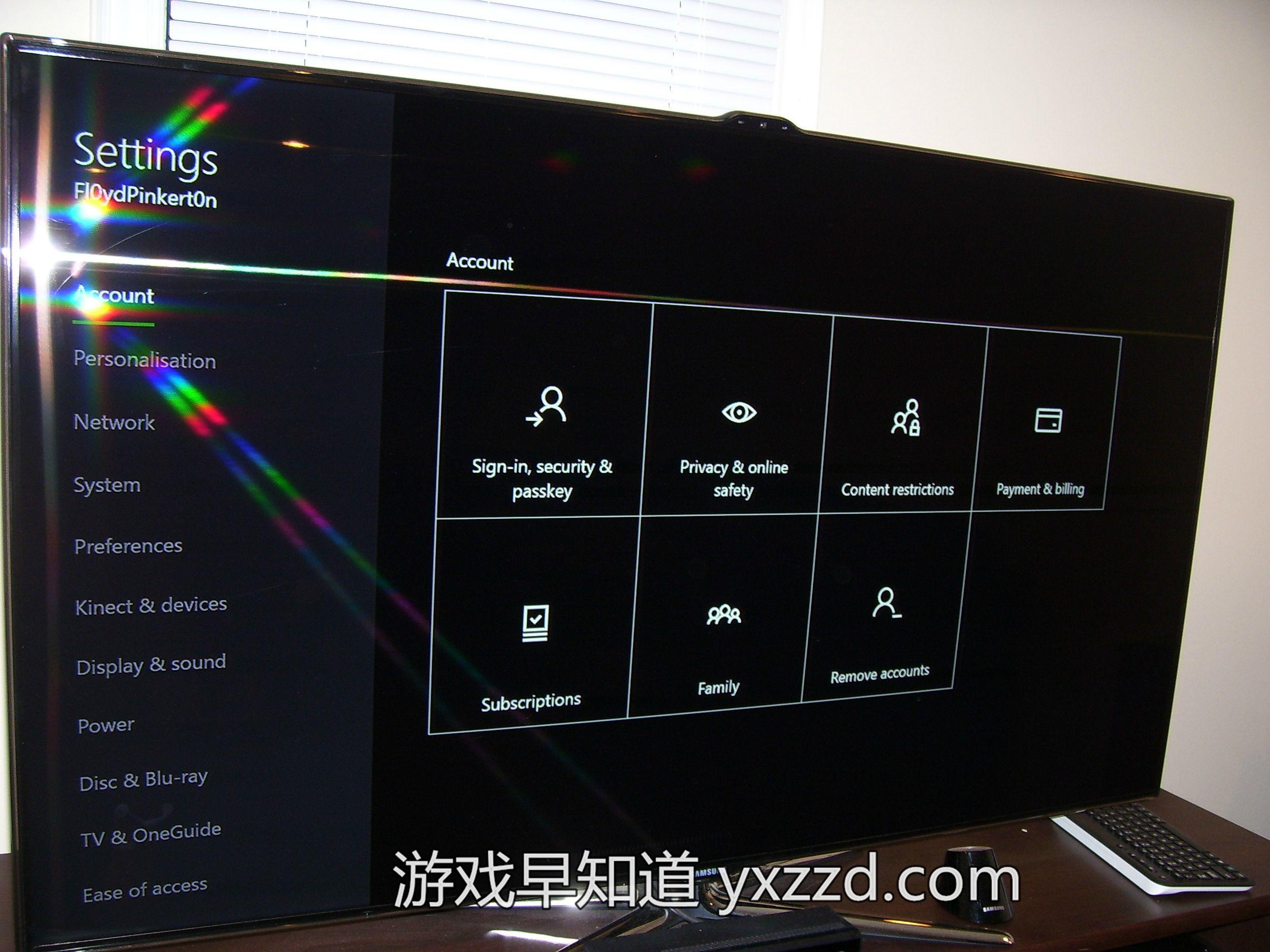 Xboxone全新Win10界面UI