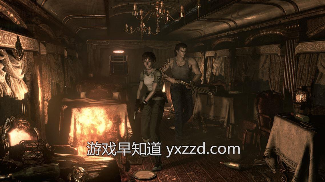 生化危机0 Resident Evil 0