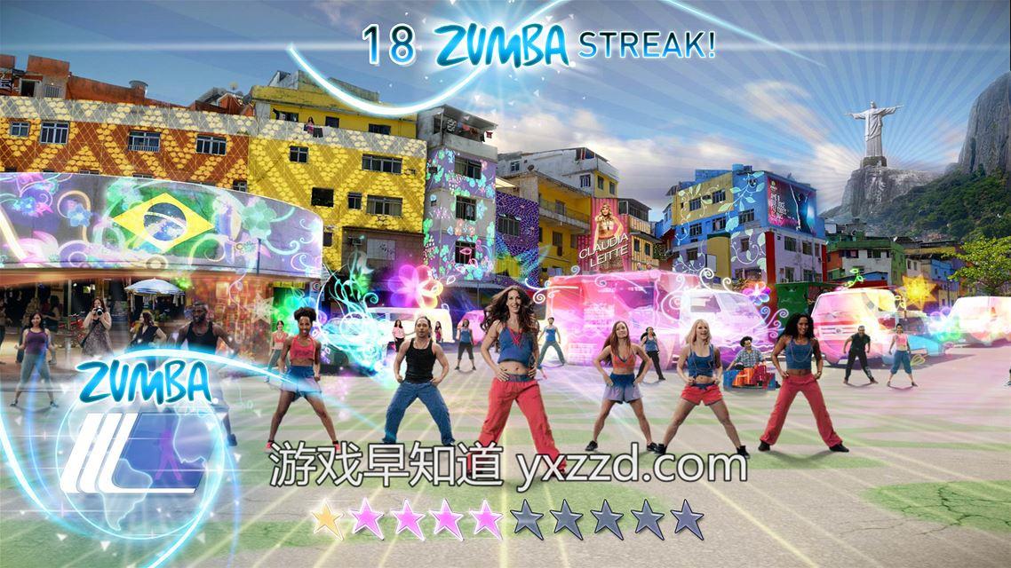 尊巴健身舞:世界派对Zumba Fitness: World Party