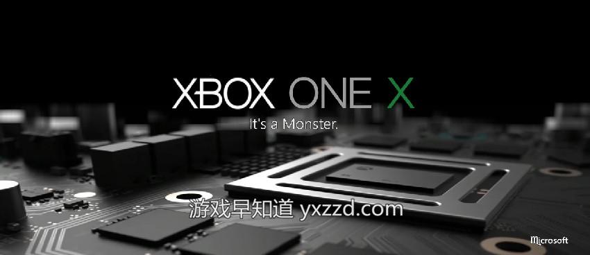 Xbox天蝎主机