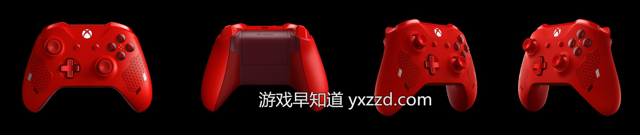 此图像的alt属性为空;文件名为2019.02.05-Sport-Red-Controller-Angles.png