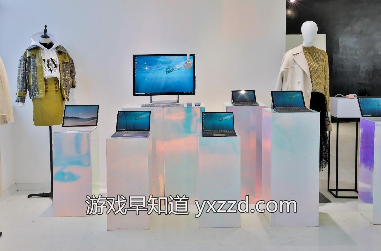 Surface 产品