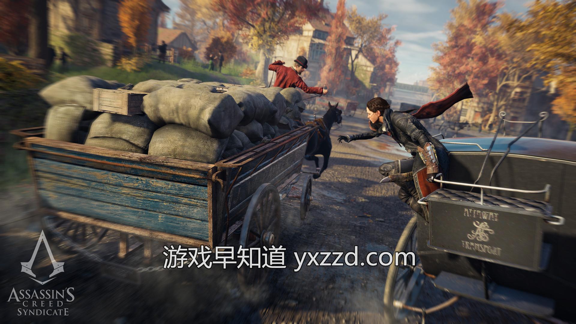 刺客信条枭雄Assassin's Creed Syndicate