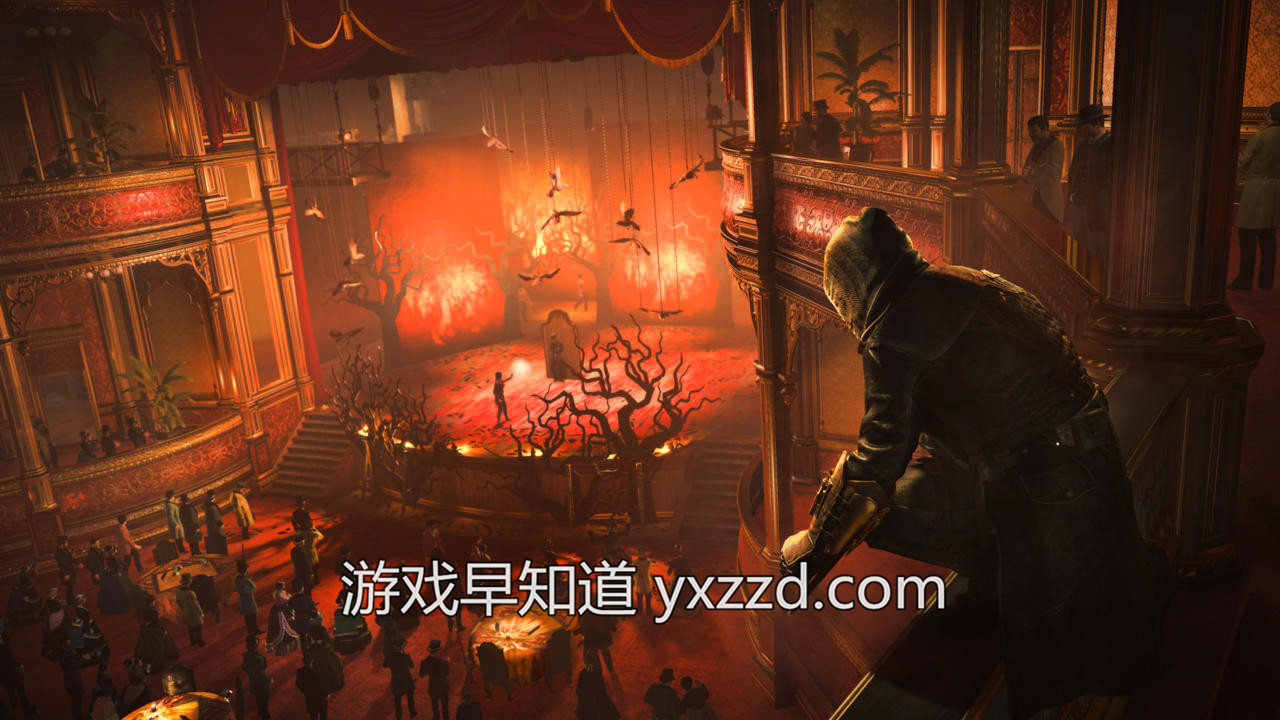 刺客信条枭雄Assassin's Creed Syndicate