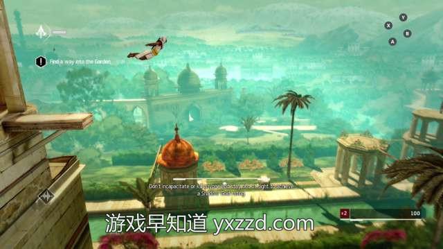 刺客信条编年史印度Assassin's Creed Chronicles: India