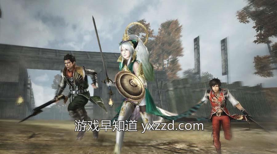 Xboxone无双大蛇2终极版