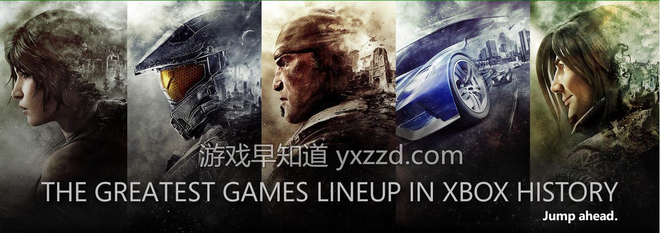 微软xboxone E3