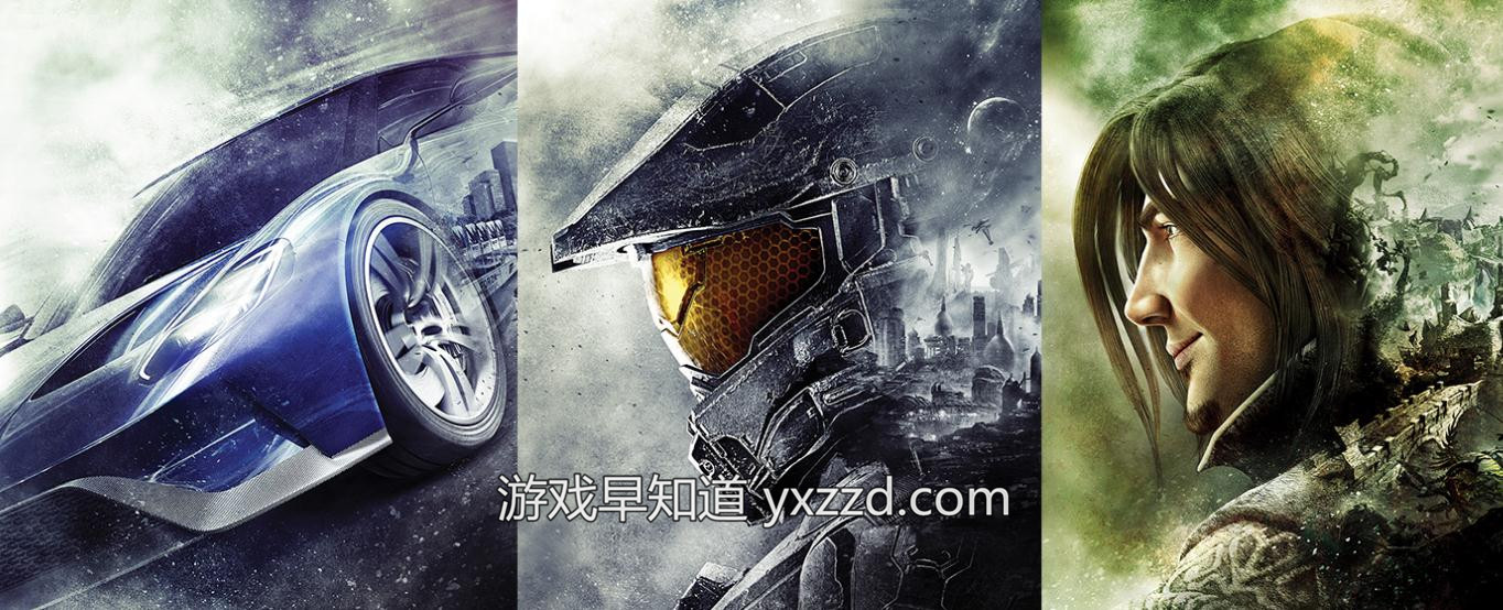 Xboxone国服和外服中文游戏全汇总(持续更新)