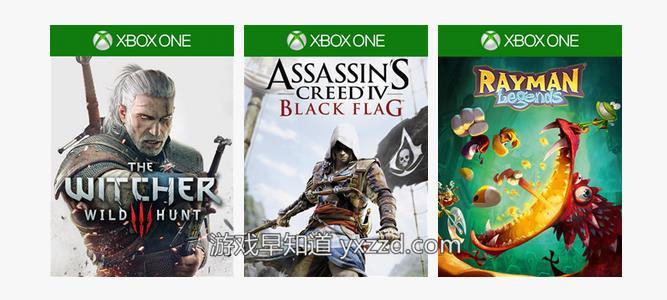 Xboxone金会员折扣