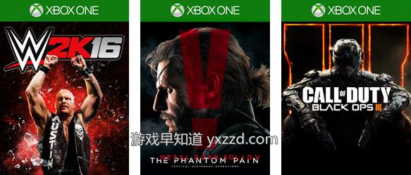 Xboxone黑色星期五促销