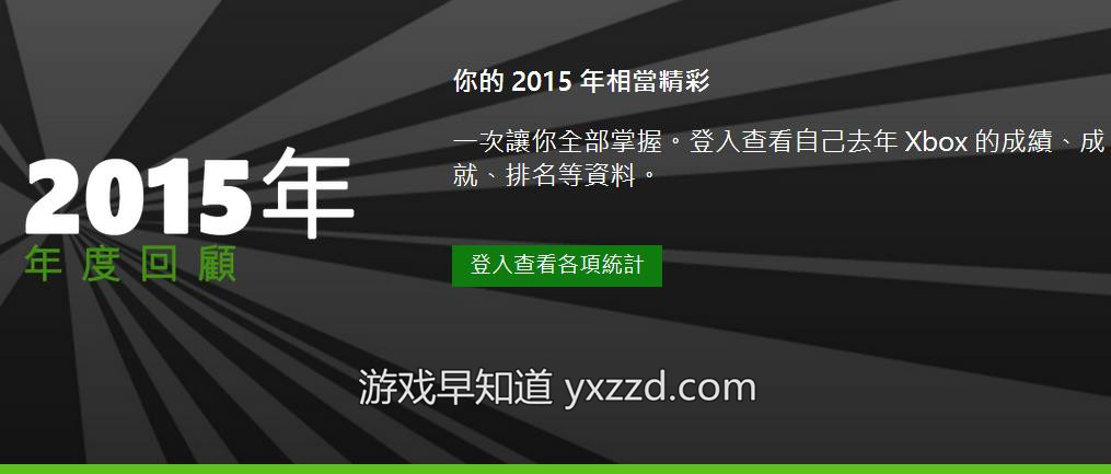 2015 Xboxone回顾