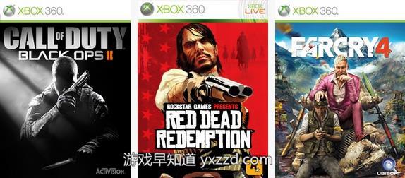 Xbox360促销