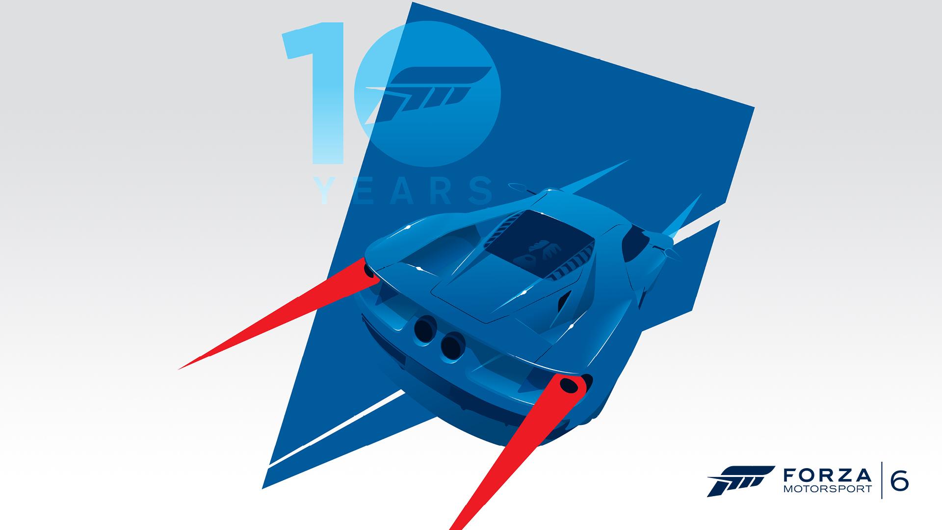极限竞速6 Forza6壁纸