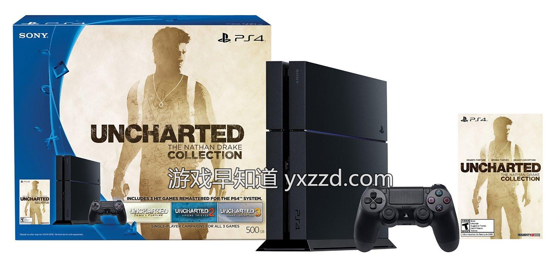 PS4神秘海域德雷克合集