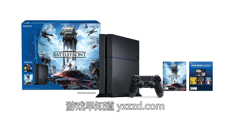 PS4星球大战战争前线