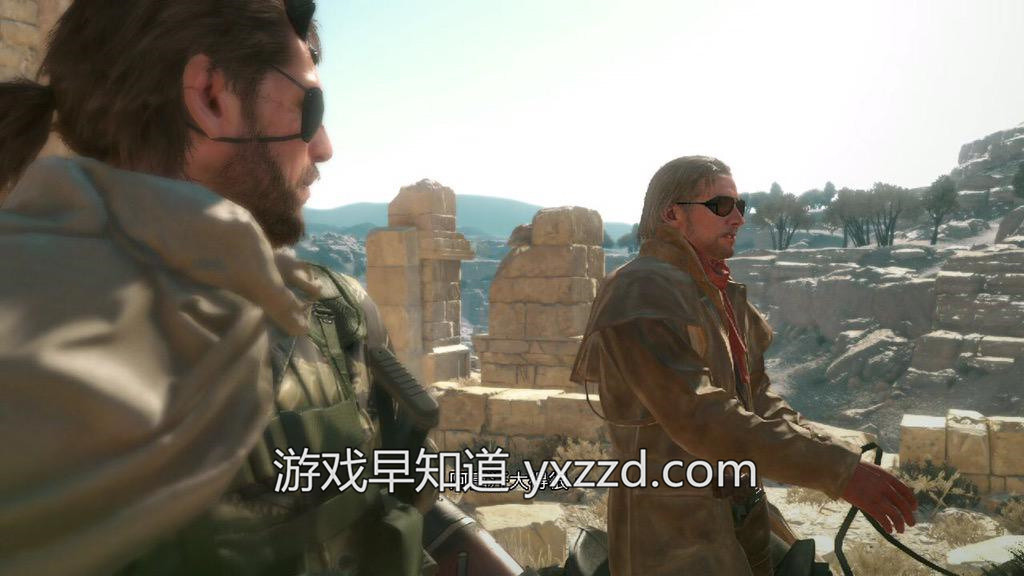 合金装备5:幻痛繁体中文版Metal Gear Solid V:The Phantom Pain