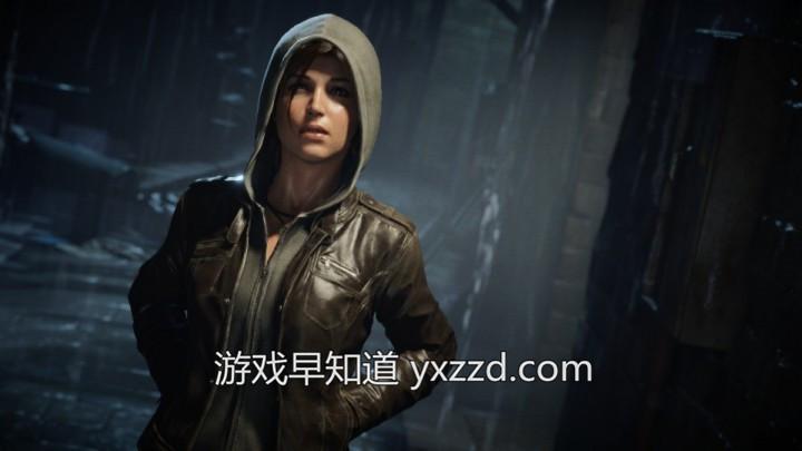 Xboxone古墓丽影崛起Rise of the Tomb Raider