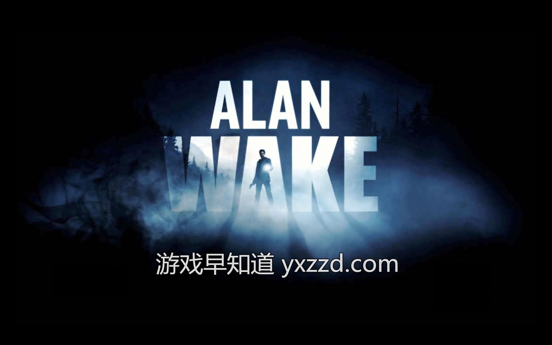 心灵杀手回归Alan-Wake return