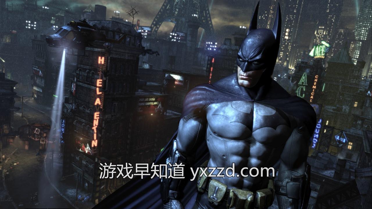蝙蝠侠重返阿卡姆HD合集