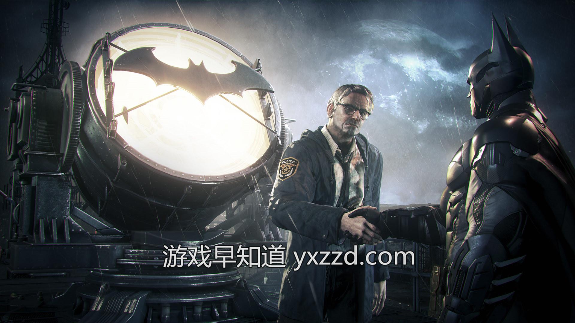 蝙蝠侠阿甘骑士Batman: Arkham Knight
