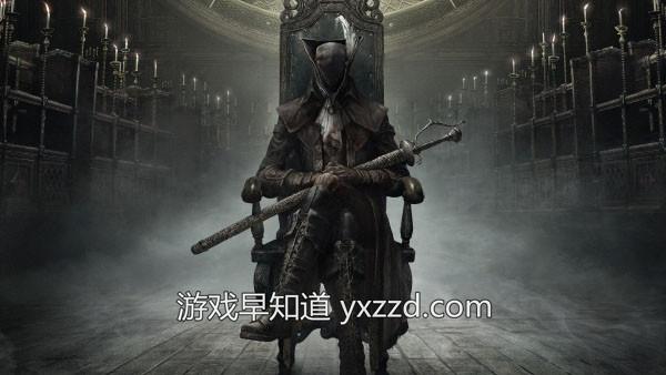 TGS2015 血源诅咒老猎人