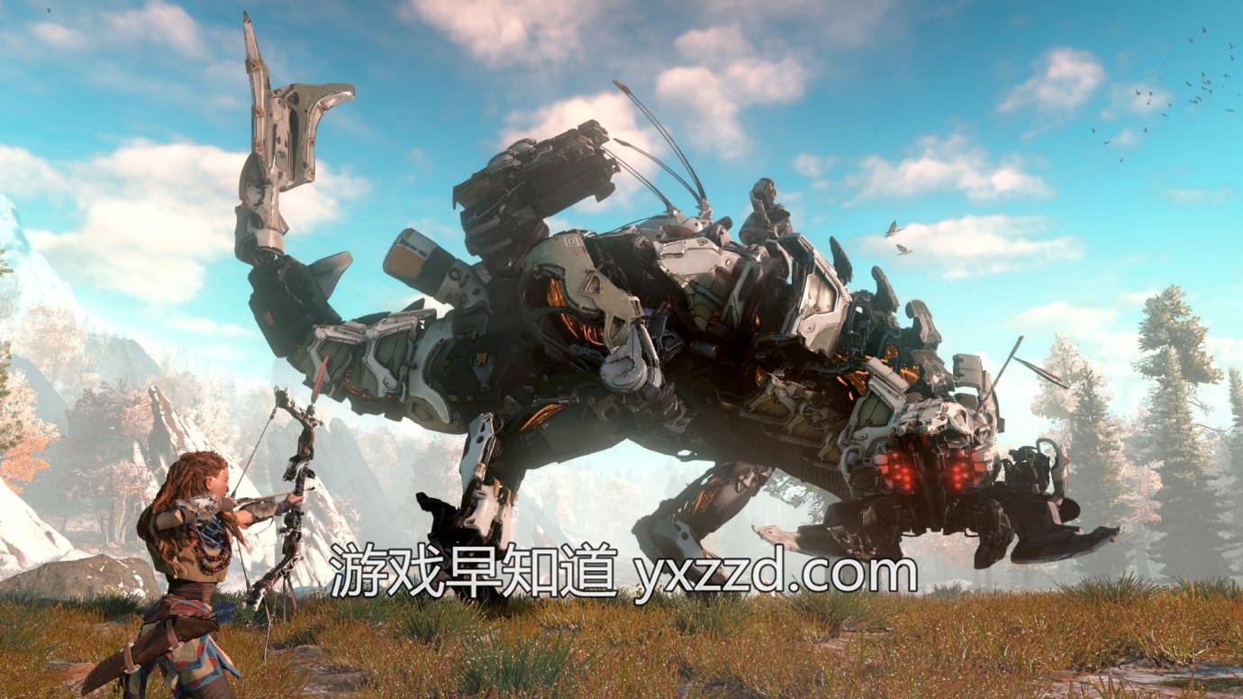 PS4地平线黎明时分Horizon-Zero-Dawn