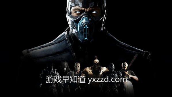 真人快打XL Mortal Kombat XL