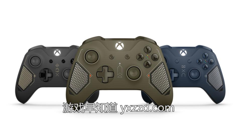 Xbox One科技奇兵手柄