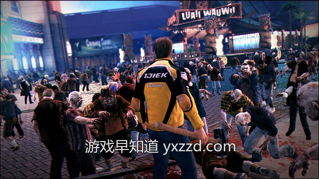 Xboxone丧尸围城2重置版Dead-Rising-2