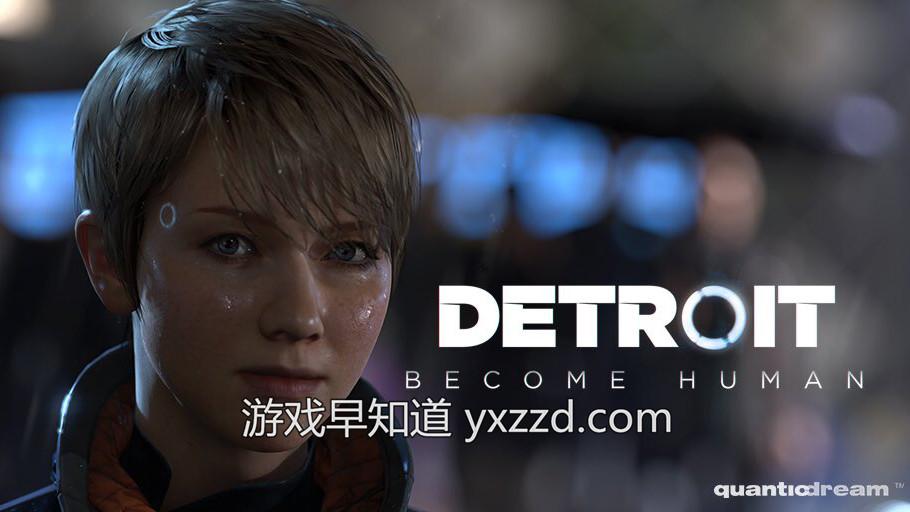 Ps4底特律:我欲成人DetroitBecomeHuman