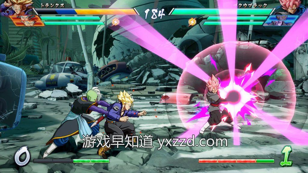 Xbox One龙珠战士Z
