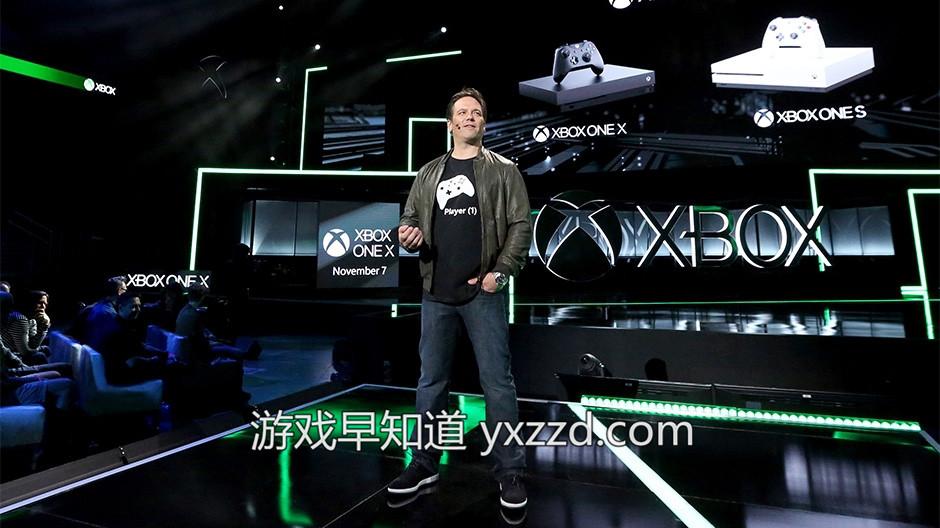 微软E3发布会XboxOneX