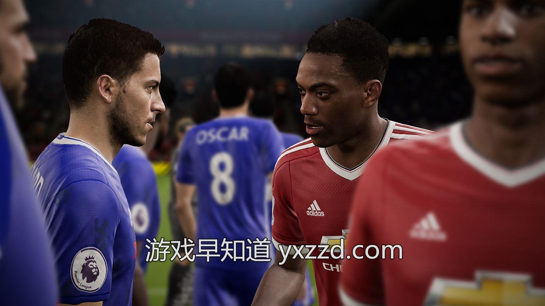 Xboxone FIFA17试玩