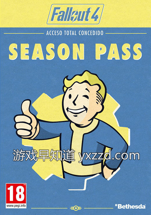 辐射4fallout4季票season pass