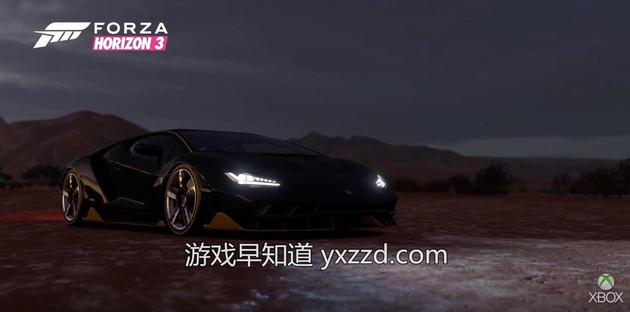 xboxone&Win10 地平线3Forza-Horizon-3