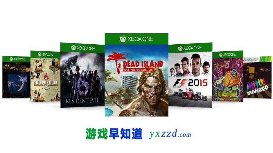 Xbox Game Pass免费游戏