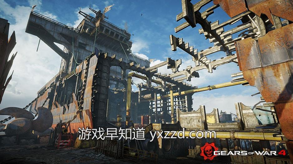 战争机器4 GearsofWar4