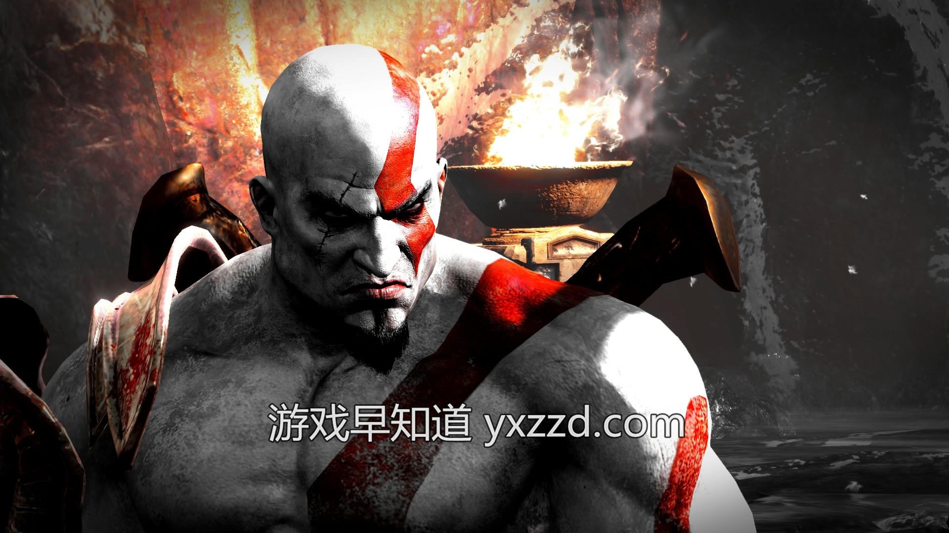 战神3重置版God of War III Remastered