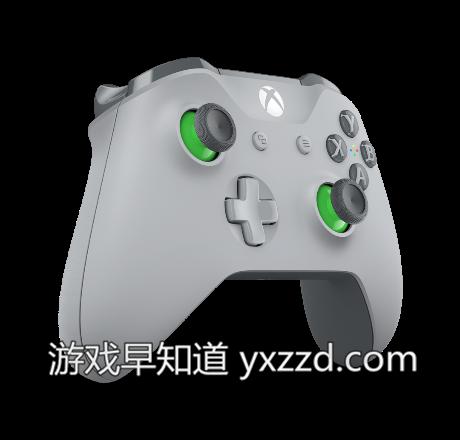 Xbox页岩灰手柄