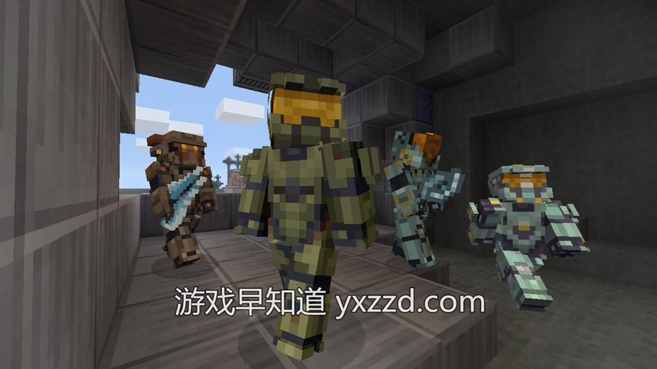 我的世界Minecraft光环5